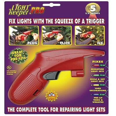 Light Keeper PRO The Complete Tool for Fixing Holiday Light Sets
