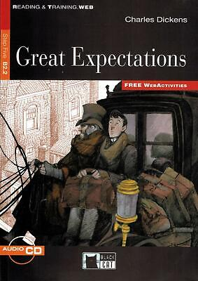 Great expectations. Con espansione online. Con CD Audio - Dickens Charles