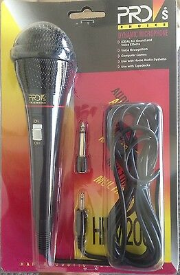 Pro's Choice Dynamic Microphone