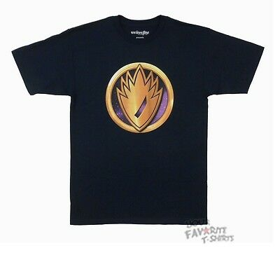 Guardians Of The Galaxy Rocket Raccoon Logo Licensed Adult T-Shirt
