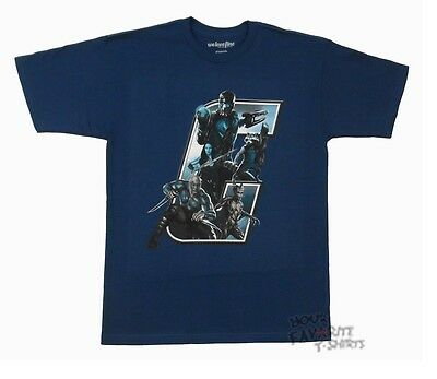 Guardians Of The Galaxy G Group Marvel Comics Licensed Adult T-Shirt