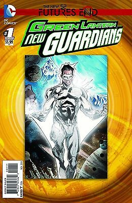 Green Lantern New Guardians Futures End #1 (2014) Standard Cover 1St Printing