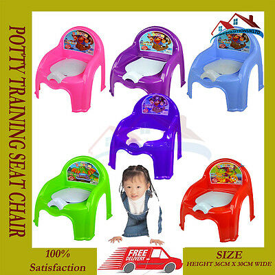 New Child Toilet Seat Potty Training Seat Chair Removable Lid Kids Baby Seats