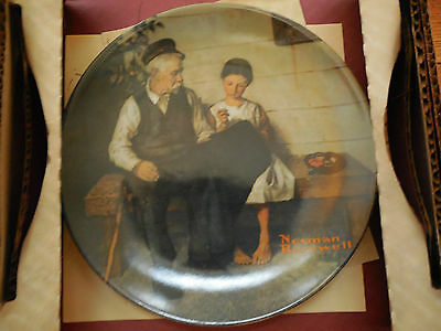 """""""The Lighthouse Keeper's Daughter"""", Rockwell, Knowles, New in Box, Cert of Auth."""