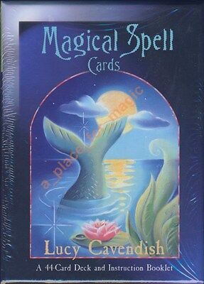NEW Magical Spell Cards Deck Lucy Cavendish