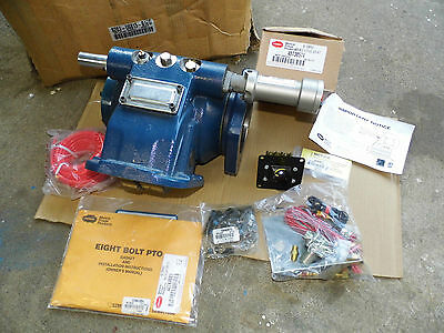 Muncie 828S-U6815-B1Eg 8 Bolt Heavy Duty  Power Takeoff Pto