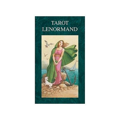 NEW Tarot Lenormand Deck Cards Lo Scarabeo