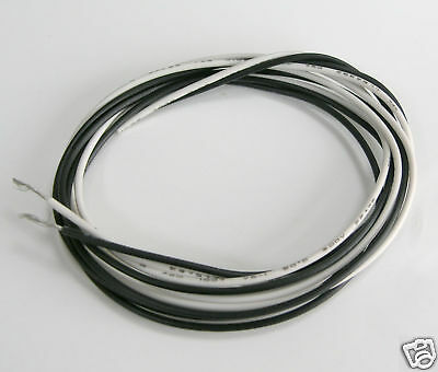 2 metres poly covered 22awg electric guitar wire cable E27