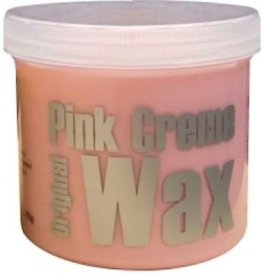 Original Pink Cream Wax 450g for Hair Removal Soft Creme Waxing
