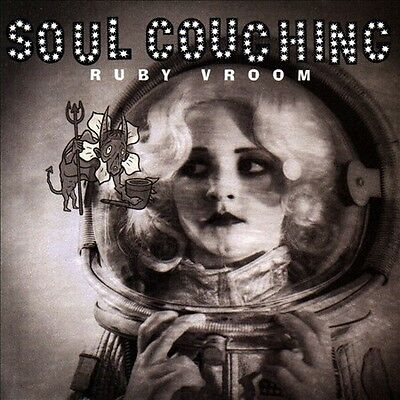 SOUL COUGHING Ruby Vroom CD