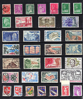 FRANCE COLONIES OLD STAMP Collection Mint Used Ref:E398