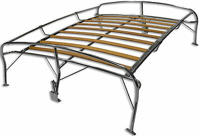 VW Classic Bug Beetle Roof Rack, Stainless Steel, Fits All Classic Bugs