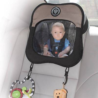 Baby Child View Mirror For Rear Facing Car Seat Adjustable Safety Car Mirror New