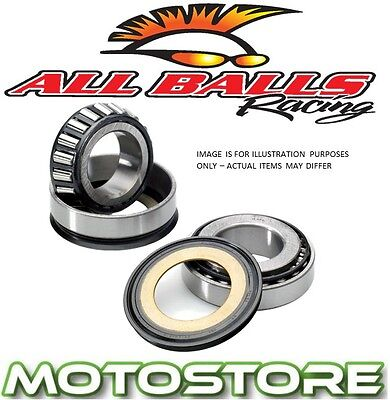 All Balls Steering Head Stock Bearings Fits Yamaha Xt500 1976-1981