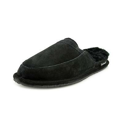 Bearpaw Finnick Mens Suede Slipper Shoes