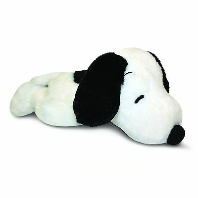 "NEW PEANUTS 9"" Lying Snoopy Plush Cuddly Soft Toy Teddy by AURORA Charlie Brown"