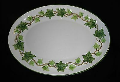 Franciscan Ware Large Ivy 18 Inch Platter