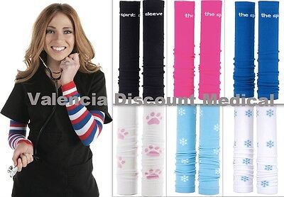 Prestige Medical Med Sleeves * Many Colors to Choose From! * Uniform / Scrubs MS