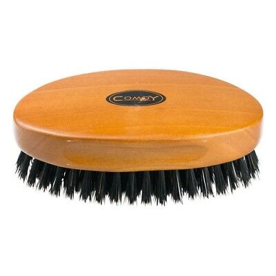 Comoy Mens Military Hair Brush Grooming Fits in Palm **QUICK FREE POST**