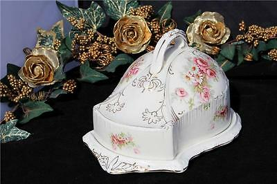 VINTAGE GRIMWADE COVERED CHEESE DISH