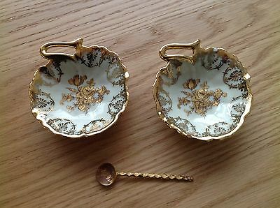 Vintage Pair of Limoges Dishes