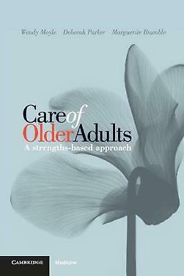 Care of Older Adults by Wendy Moyle Paperback Book (English)