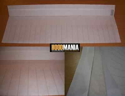 Commercial / Home Cooker Hood Grease Paper Filter Stripe Replacement Indicator