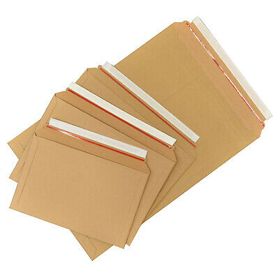 A3 A4 A5 Large Letter Rigid Strong Expanding Cardboard Book Envelopes Mailers