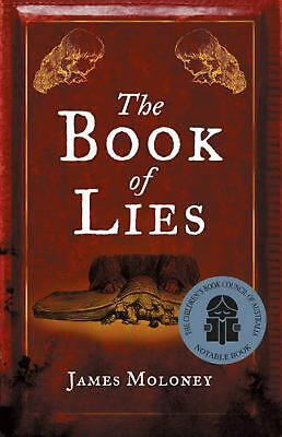 The Book of Lies by James Moloney Paperback Book
