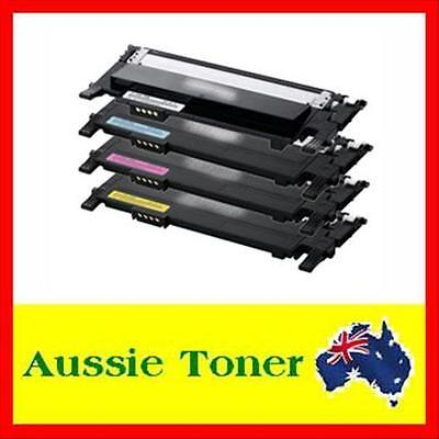 4x Toner Cartridge for Samsung 406 SL-C410DW SL-C460FW SLC410 SLC460 SLC460FW