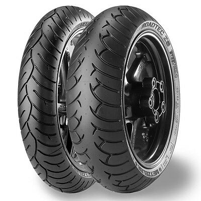Metzeler 180/55 ZR 17 Roadtec Z6 Rear Motorcycle Tubeless Tyre 180 55 17