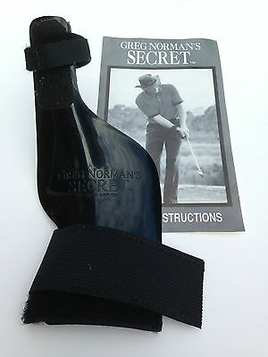 Greg Norman Secret Golf Aid. Simple Brilliant Effective. With Full Instructions