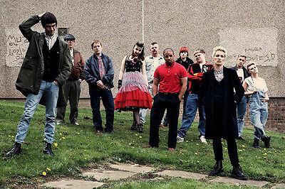 This Is England 01 (Film) Cast Photo Print