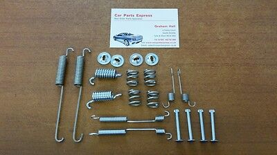 Ford Escort Rs Turbo Series One Rear Brake Shoe Fitting Kit 203Mm