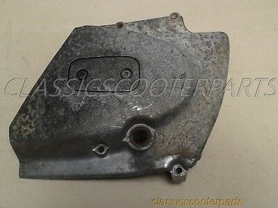 Kawasaki 1981 LTD400 engine case front sprocket cover k81-ltd400-050