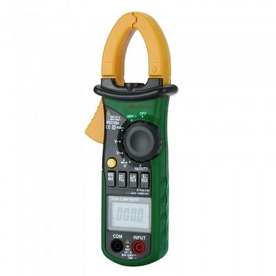 Mastech MS2108A Digital Clamp Meter Frequency Max/Min Value Measure Multimeter
