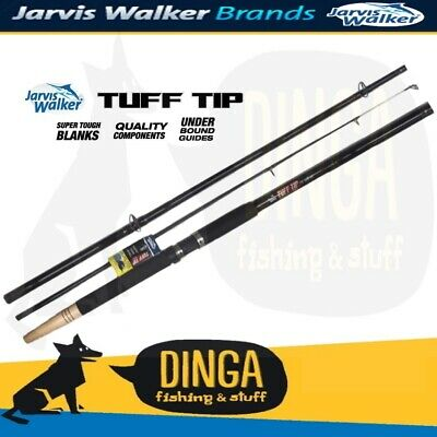 Jarvis Walker Tuff Tip 1503 3/Piece Surf Rod 4.60m 3/P 6-12kg
