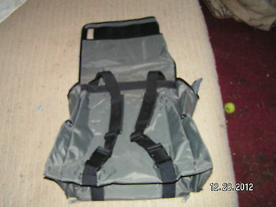 Portable P. C. andor Components Type CASE, Backpack Style, see description