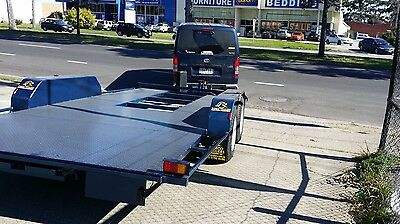 Car Carrier Trailer 16x6'6