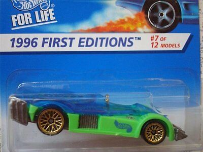 Hotwheels Hot wheels Road Rocket 1:64 Green Blue Error Package Version! HTF Car