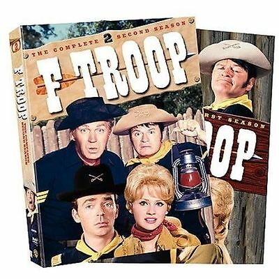 "F Troop Complete Series Collection 12 Disc Dvd Box Set R4 ""New&Sealed"""