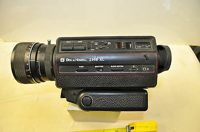 BELL   HOWELL 2146 XL CAMERA W/ ZOOM LNIB (CV1)