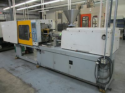 1997 Welltec Plastic Injection Moulding Molding Machine TTI-160-F