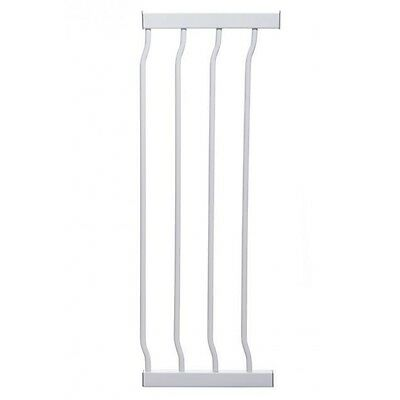 New Dreambaby Swing Closed 27cm Liberty Baby Safety Gate Extension White