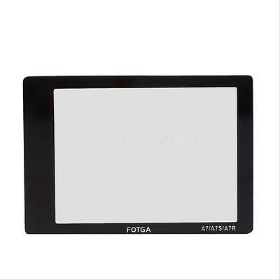 FOTGA Optical Glass LCD Screen Guard Protector For Sony Alpha A7 A7R A7S  #Cu3