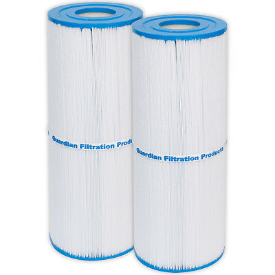2 Pool Spa Filters Closeout - Unicel C-4950, Pleatco PRB50-IN, FC-2390 - Rainbow