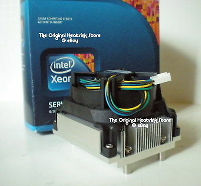 Intel Xeon CPU Cooler Heatsink & Fan for Quad Core 54XX CPU Socket J LGA771 New