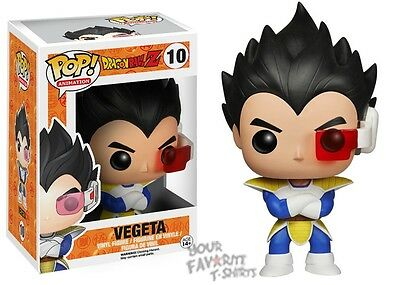 Dragon Ball Z Vegeta Dbz Funko Animation Pop! Vinyl Figure
