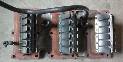 2004 EVINRUDE ETEC 75/90HP (REED VALVE & PLATE Assy - 0397336 & 5005282) Used
