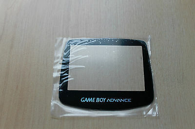 Glass Game Boy Advance Replacement Screen Lens Scratch Resistant Brand New